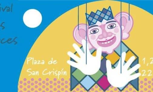 Mañana da comienzo la 24 edición del Festival de Títeres de las Cruces