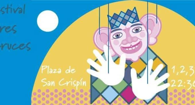 """Programa de actividades de la XXXIX Semana Cultural Barrio """"Las Cruces"""""""