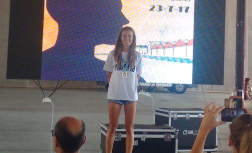 Silvia Domene Ballester, campeona autonómica de aguas abiertas