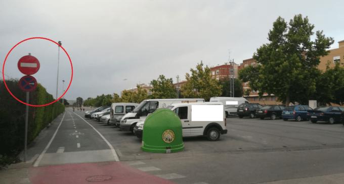 Deciden  no permitir, provisionalmente, el aparcamiento en el recinto ferial