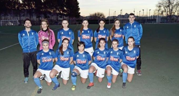 El Villena CF femenino en el Torneo Costa Blanca Cup