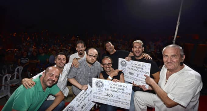 El valenciano Edu Santamaría, ganador del concurso nacional de monólogos El Rabal