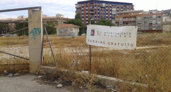 Los Verdes plantean destinar una ayuda de Diputación de 215.000 euros al aparcamiento de ADIF