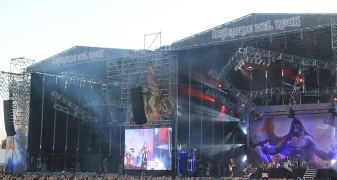 Leyendas del rock dará a conocer mañana los horarios de actuaciones de las más de 60 bandas que actuarán en Villena