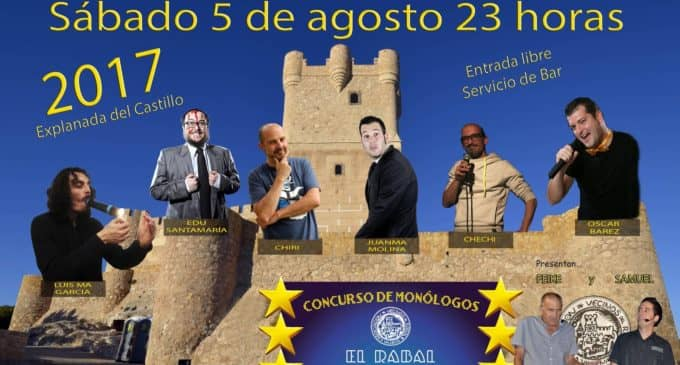 Los monólogos asaltan el Castillo