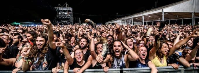 Leyendas del rock arranca con fuerza en Villena