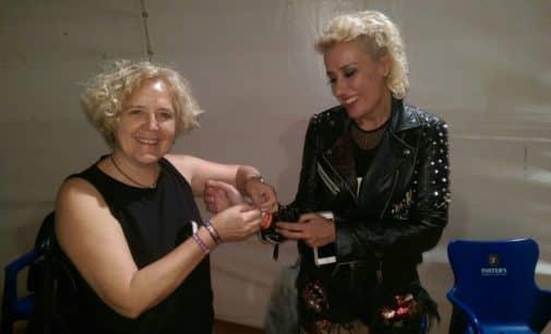"""El Ayuntamiento de Villena conciencia sobre el acoso en las zonas de fiesta con """"El punto Lila"""""""