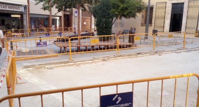 """""""Carta abierta al Sr. Alcalde"""" Sobre las obras de la Calle Teniente Hernández Menor"""