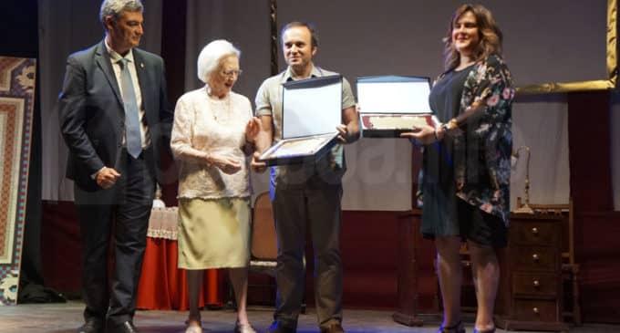 Los artículos sobre los Americanos y los mosaicos Nolla ganan los premios Alfredo Rojas y Charraicas de la Junta Central de Villena