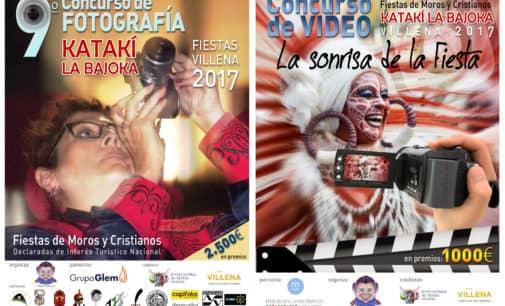 Villena Cuéntame organiza los concursos de fotografía y video de fiestas