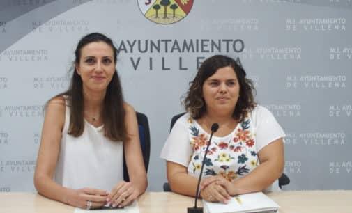Los artistas Álvaro Morte, Paloma Bloyd, Sara Gómez, Lisi Linder y Ruth Gabriel visitarán Villena en Fiestas