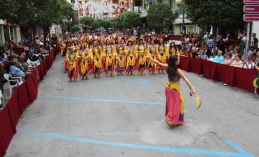 Villena plantea destinar 65.700 euros al alumbrado y decoración de distintas fiestas