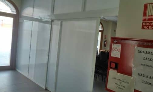 Subvención de Diputación para el arreglo del Centro de Mayores
