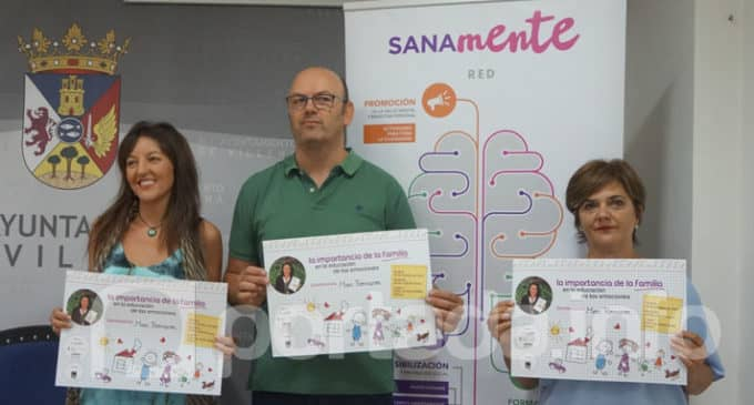 Vuelve Mar Romera a Villena con una charla gratuita sobre la gestión de las emociones en la familia