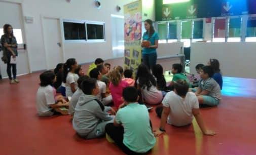350 alumnos participarán en la campaña de sensibilización de AMIF