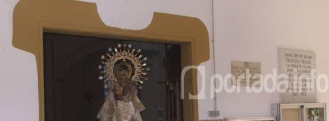 Villena retirará una placa del santuario para cumplir la ley de Memoria Histórica