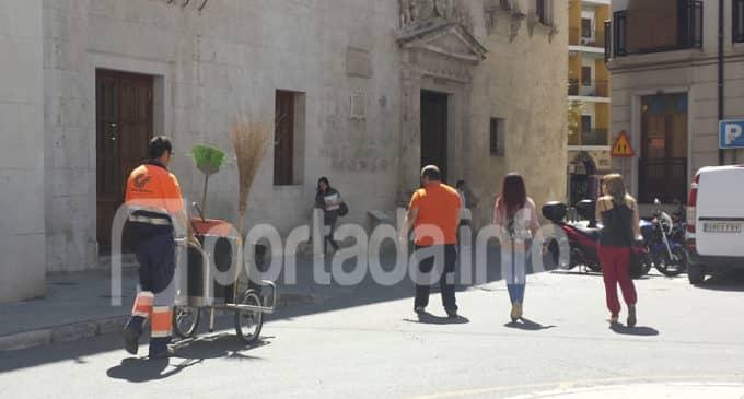 Villena abonará  87.175 euros por la liquidación del servicio de recogida de residuos urbanos y limpieza viaria