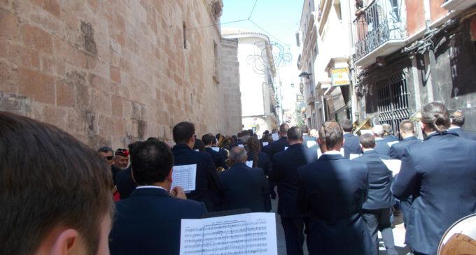 Ayuntamiento y JCF lamentan la falta de entendimiento de la SGAE por el canon festero