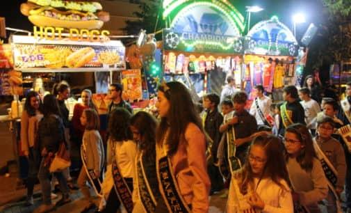 La feria de atracciones inicia una campaña de sorteos de regalos