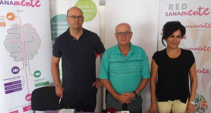 AMIF y AFEPVI celebran el décimo aniversario del Centro Especial de Empleo en el día mundial de la Salud Mental