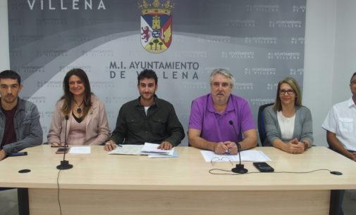 Más de 500 personas participan en el Congreso Internacional sobre Educación Física en Villena
