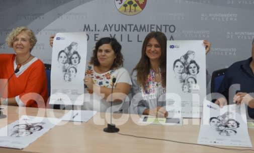 Villena organiza un proyecto para hacer visible la cultura que las mujeres crean