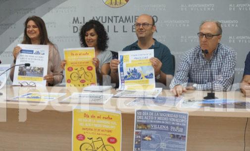 El Día sin Coche en Villena contará por segundo año consecutivo con un simulacro de accidente