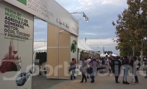 Adjudican el contrato de montaje de la Feria de Muestras por 24.725 euros