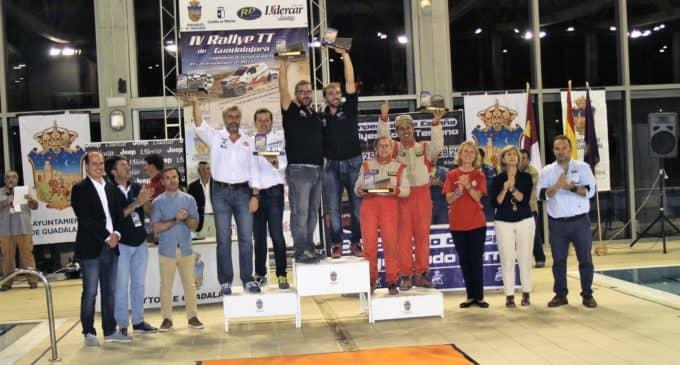 Triple podio para el Metal Lube Rally Raid en el Rally de Guadalajara