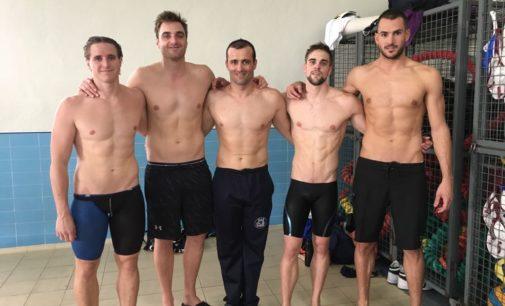 Inmejorable comienzo de los nadadores del Club Natación Villena en el Trofeo Villa de Petrer