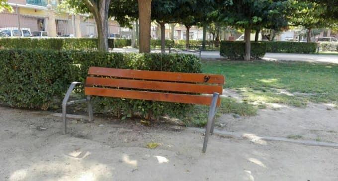 El PP denuncia el abandono del parque del Mercado