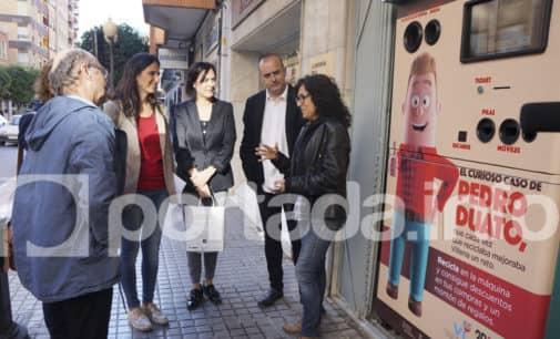 Comercios Vi inicia una campaña donde reciclar tiene premio