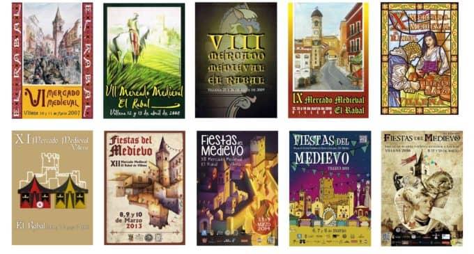 El Rabal presenta las bases del concurso del cartel anunciador de las Fiestas del Medievo