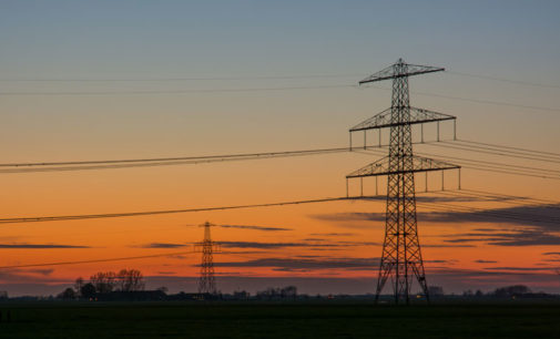 Corte del suministro eléctrico en el polígono El Rubial