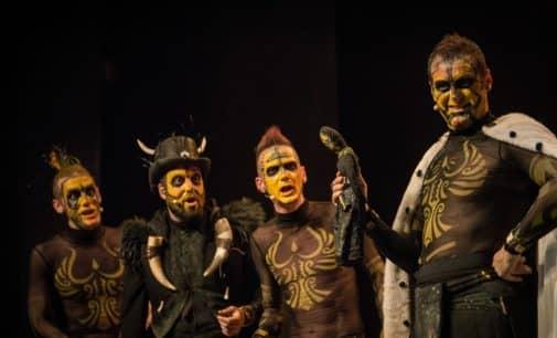 Yllana regresa al Chapí junto a Prímitals Bros, con un divertido espectáculo musical