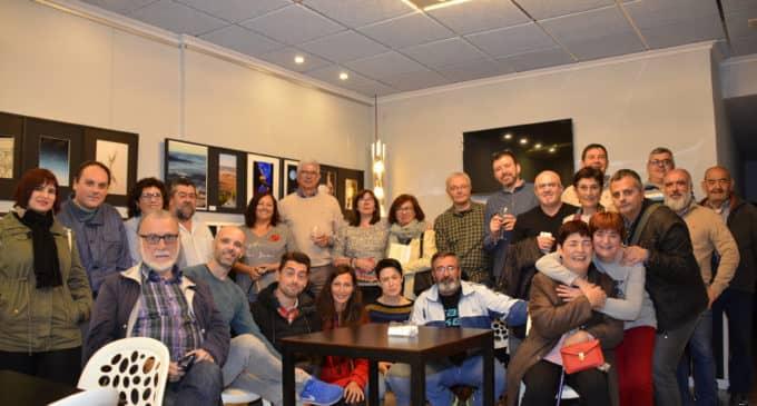 La Agrupación Fotográfica exhibe en distintos establecimientos de restauración fotografías de sus socios