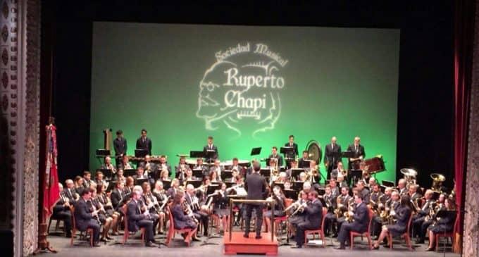 Magnífica ejecución de la Sociedad Musical en un concierto de alto nivel