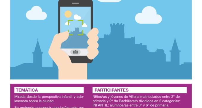Convocan el primer Concurso Infantil y Juvenil de fotografía con el móvil en Villena