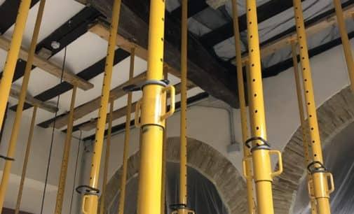 Las grietas crecen en el Ayuntamiento de Villena