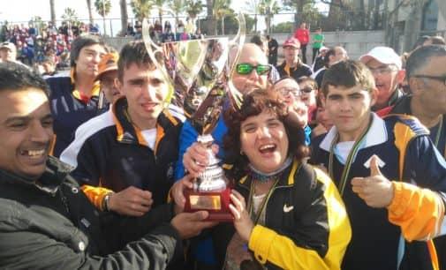 El Centro Ocupacional APADIS, campeón de la XXIV Jornada Deportiva de UPAPSA