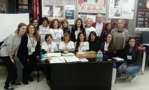 """Gran acogida de la primera jornada feminista """"Las Multitudinarias"""""""