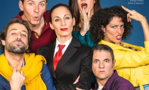 La comedia musical «La cantante» producida y dirigida por villenenses se estrena en Segovia