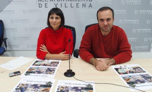 Organizan un taller infantil de construcción de mosaicos Nolla