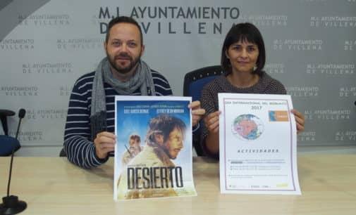 Cocina internacional y cine para conmemorar el Día del Migrante