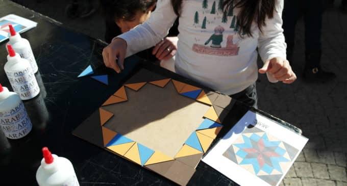 Modernsimo y mosaicos Nolla para niños