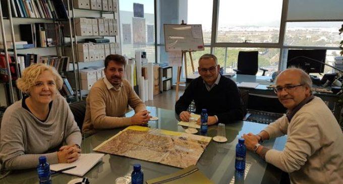 Piden la creación de una nueva línea de trenes de cercanías entre Villena y La Font
