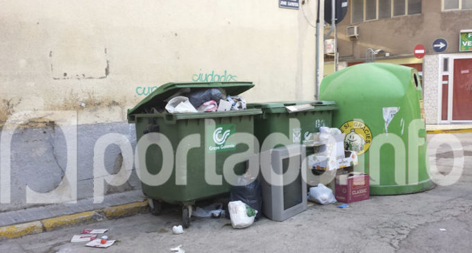 Calendario de recogida de residuos 2019 en Villena