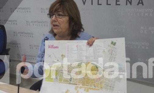 Villena invertirá 4.000 euros en el cambio de más de 600 placas de nombres de calles