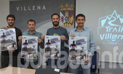 Dos novedades en la carrera de montaña de Peña Rubia