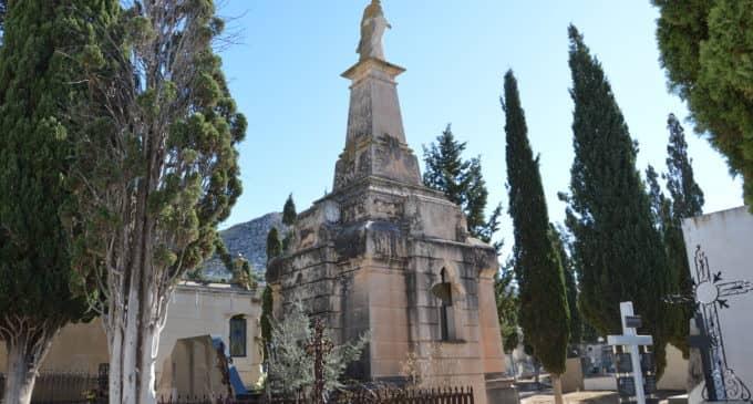 Villena organiza una visita guiada al cementerio municipal